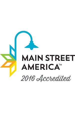 Main Street America 2016 Accredited