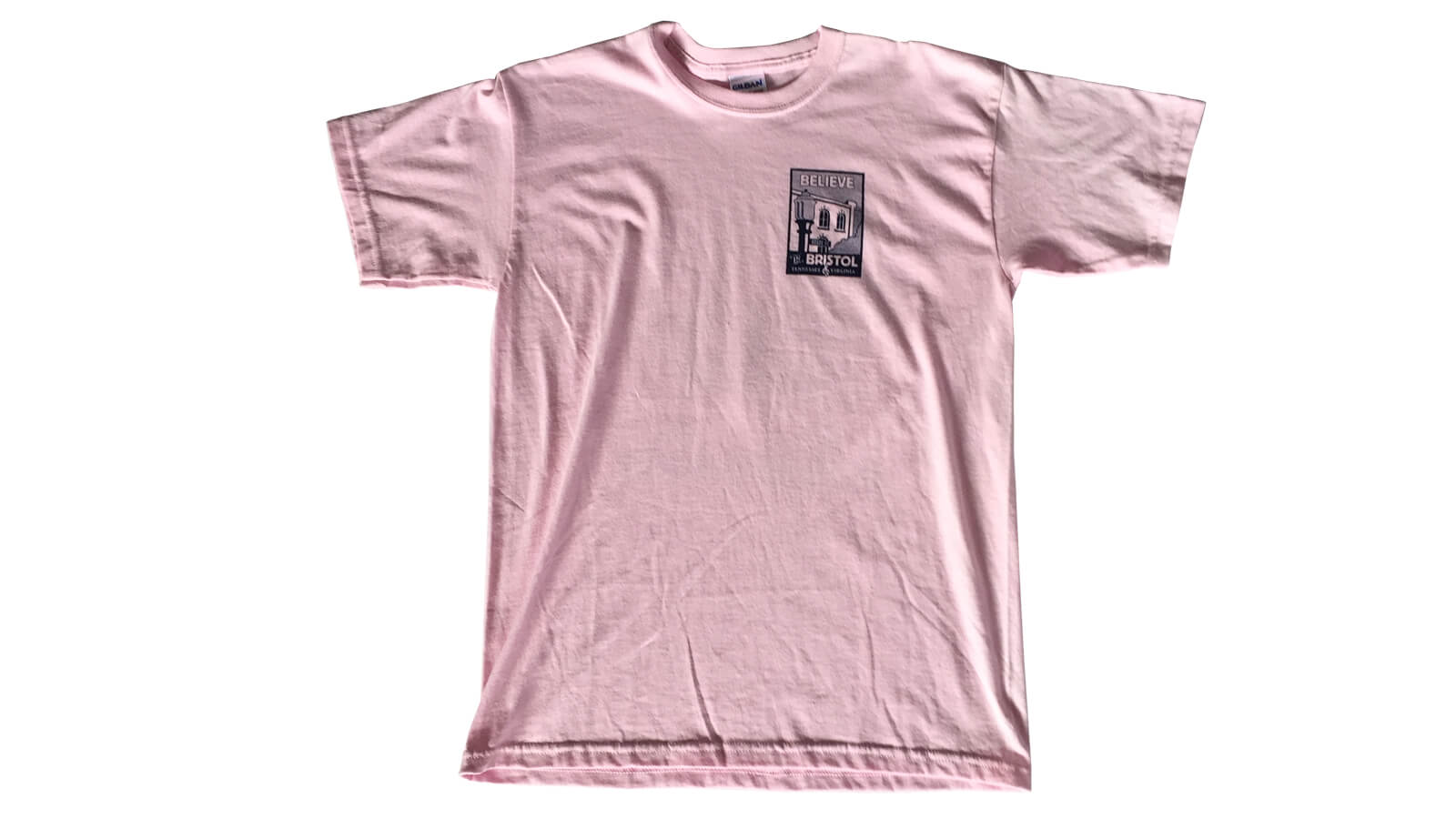 Border Bash T-Shirt (Pink)