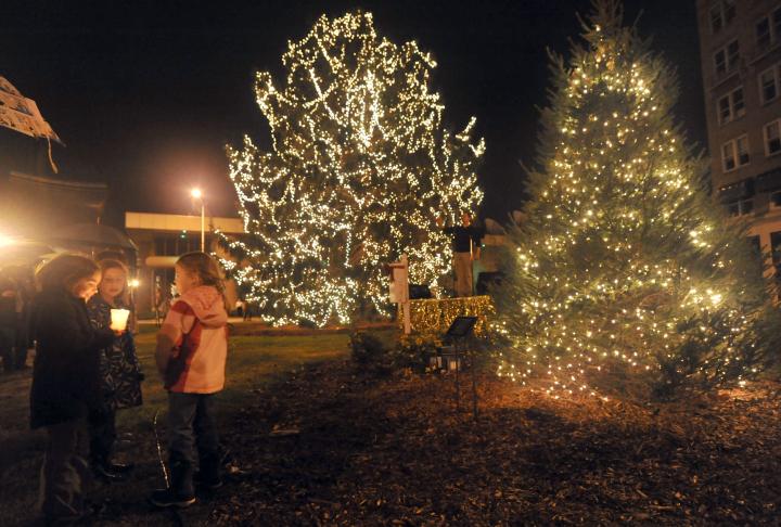 34th Annual Community Christmas Tree Lighting Ceremony